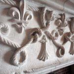 Замок Амбуаз украшения веревочной дворца