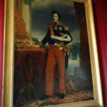 Замок Амбуаз, Луара портрет короля Франции