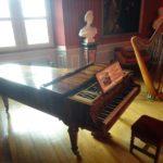 Коллекция музыкальных инструментов замок Амбуаз
