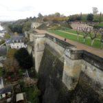 Замок Амбуаз сады и парки