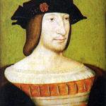 Замок Амбуаз портрет Франциско