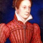 Замок Амбуаз портрет королевы Марии Стюарт