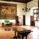 Экскурсия по замку Амбуаз зал винопития