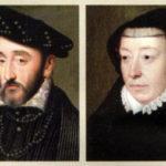 Портреты в зале замка Амбуаз