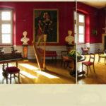 Замок Амбуаз, экскурсия по музыкальному салону в дворце