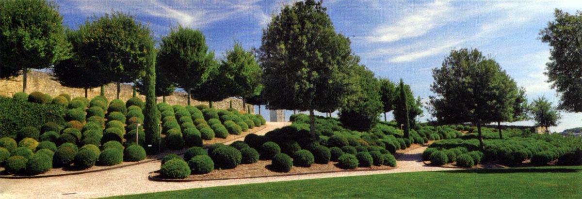 Сады и парки, замок Амбуаз