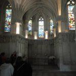 Экскурсия в замки Луары из Парижа Амбуаз часовня