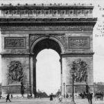 Обзорная экскурсия по Парижу - Триумфальная Арка