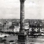 виртуальная экскрсия по Парижу, площадь Бастилии