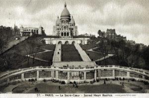 Пешеходная экскурсия по Монмартру в Париже с гидом