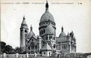 исторические виды Монмартра