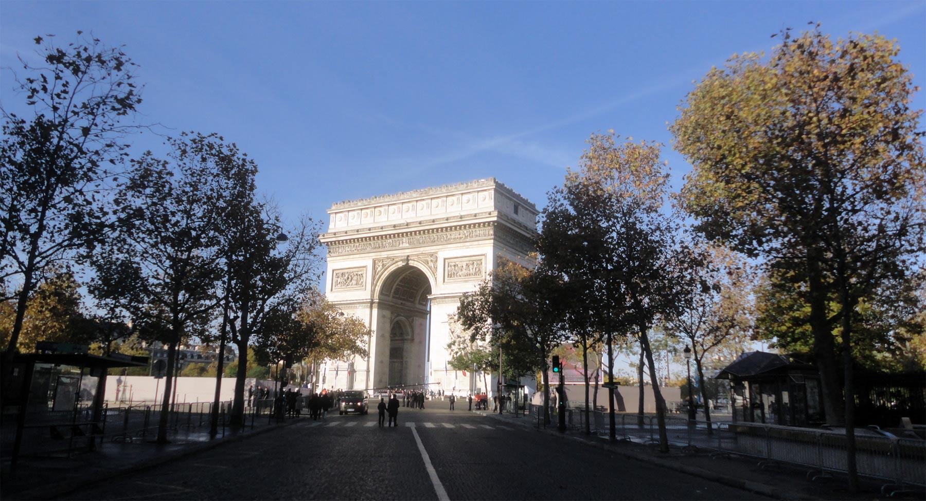 обзорная экскурсия достопримечательности Парижа