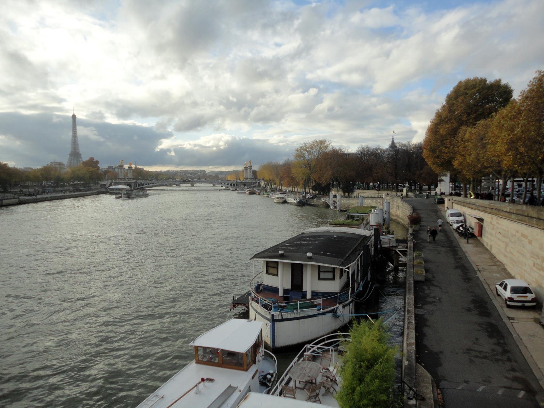 экскурсия по мосту Конкорд Париж