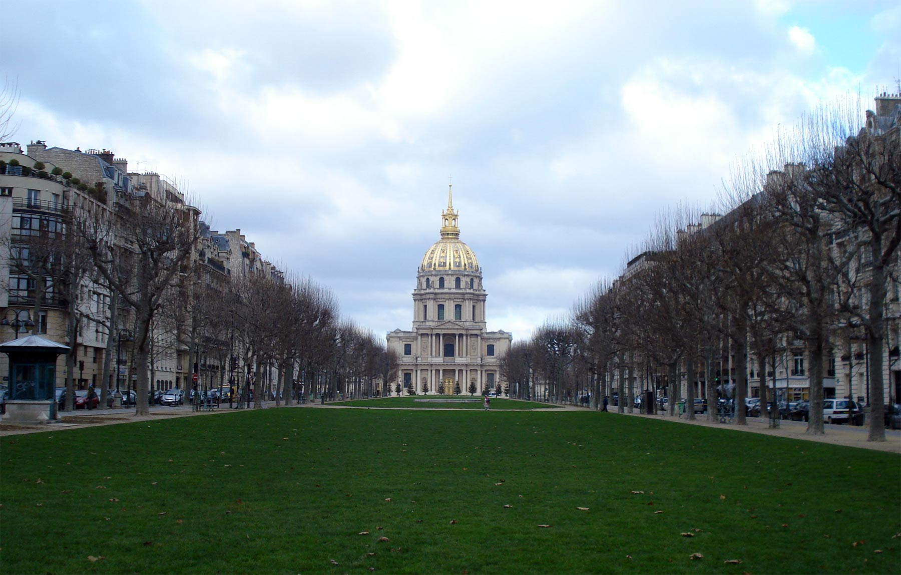 Париж, Дом инвалидов