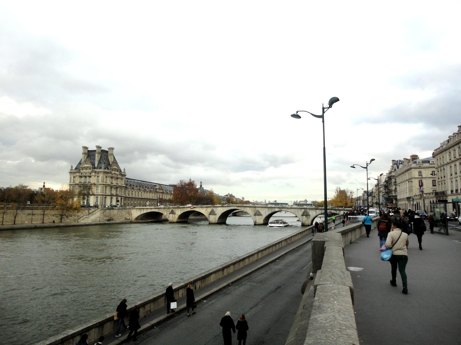 Набережные Парижа экскурсия
