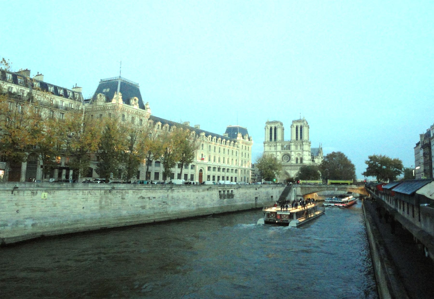 экскурсия по Сите в Париже