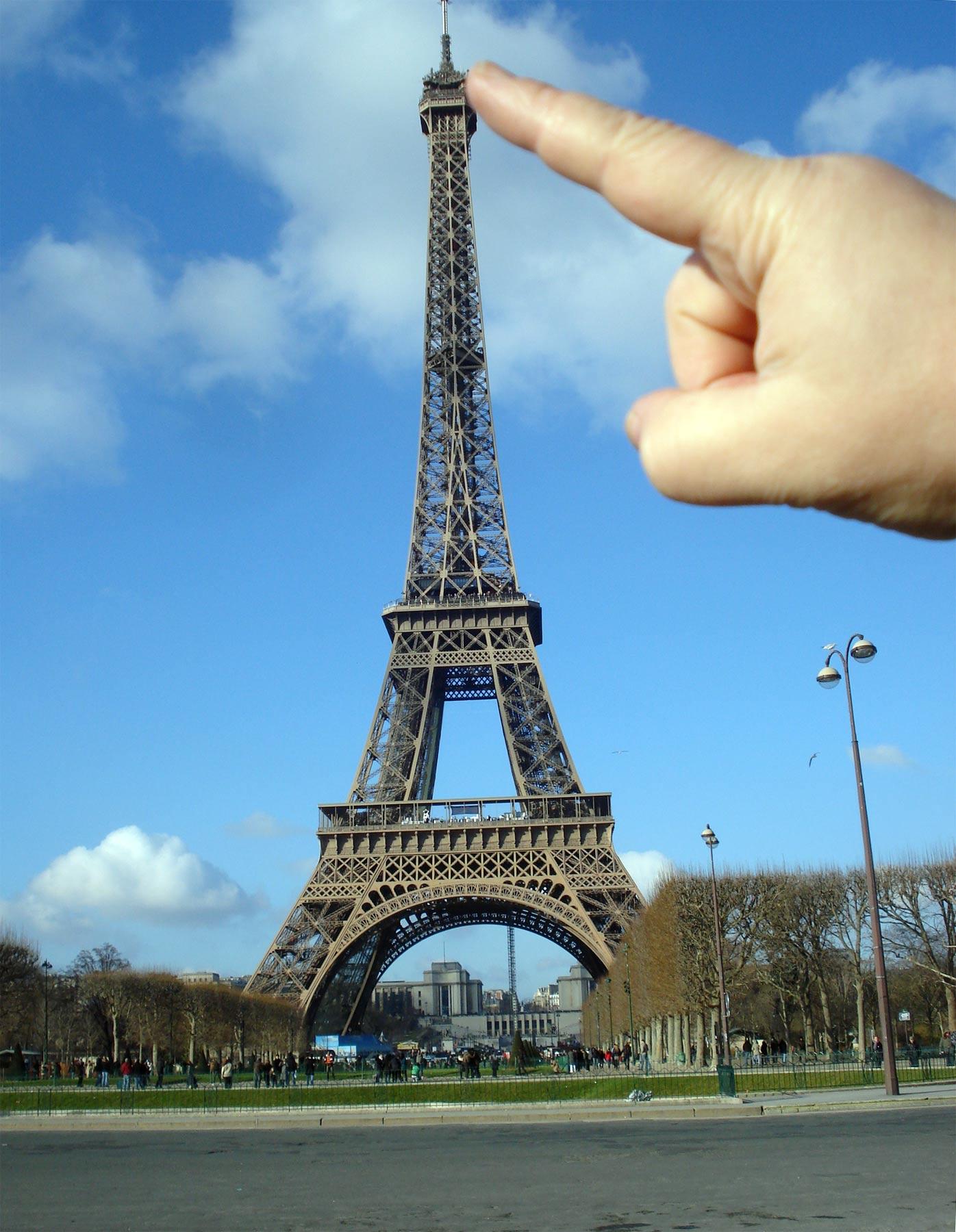 экскурсия по Парижу с гидом