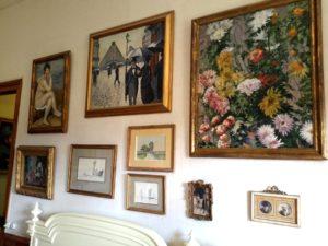 Музей Клода Моне, картины