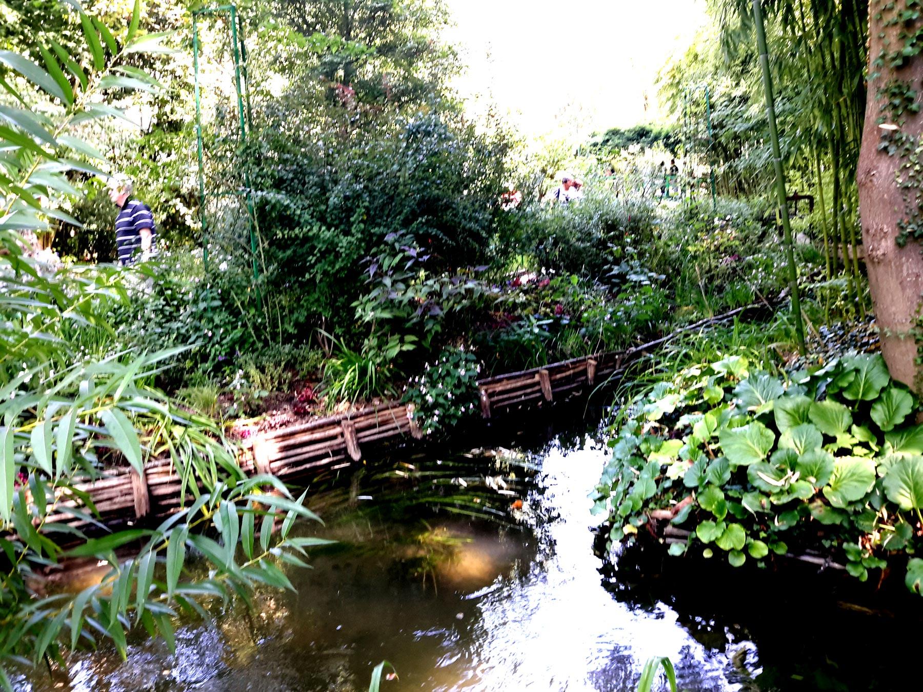Водный Сад в Живерни