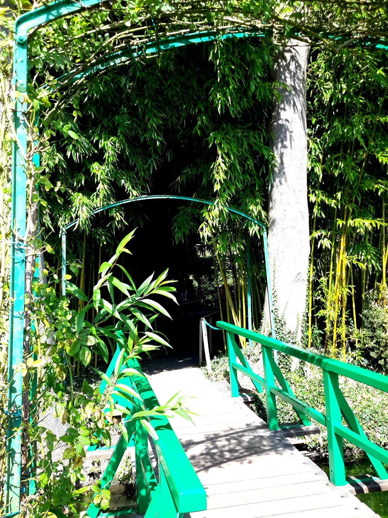 Мост имени Клода Моне