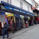 экскурсия по магазинам МОнмартра