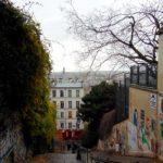 лестница на Монмартр