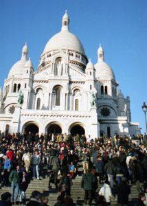 Экскурсия по Монмартру - Сакре-Кер