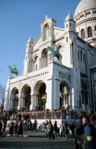 базилика на холме Монмартра
