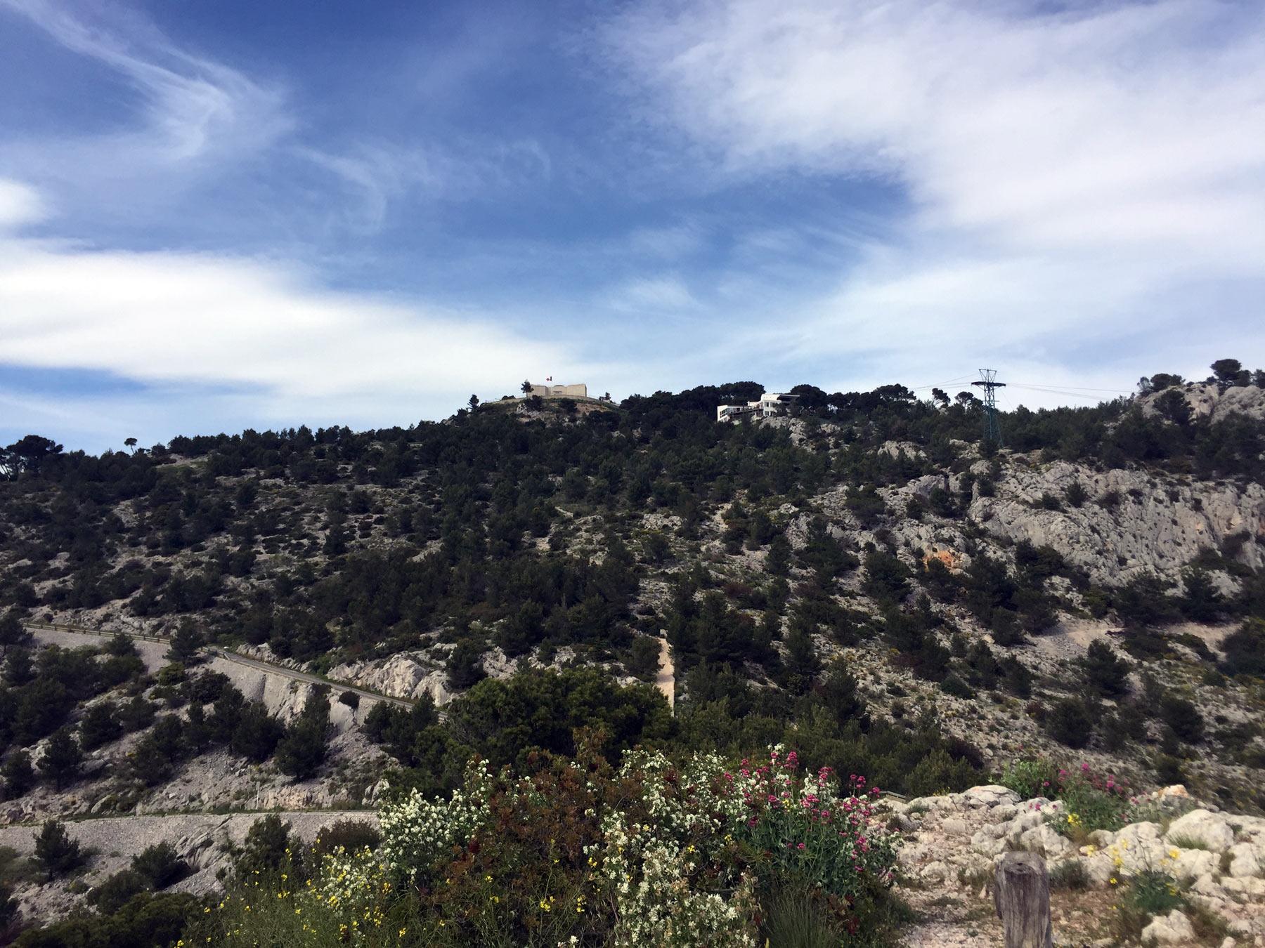 экскурсия на гору Тулон
