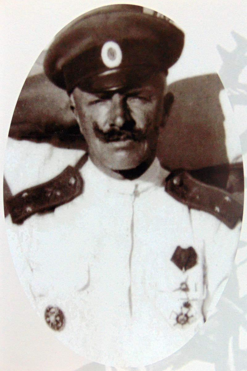 генерал-майор Фок Анатолий Владимирович
