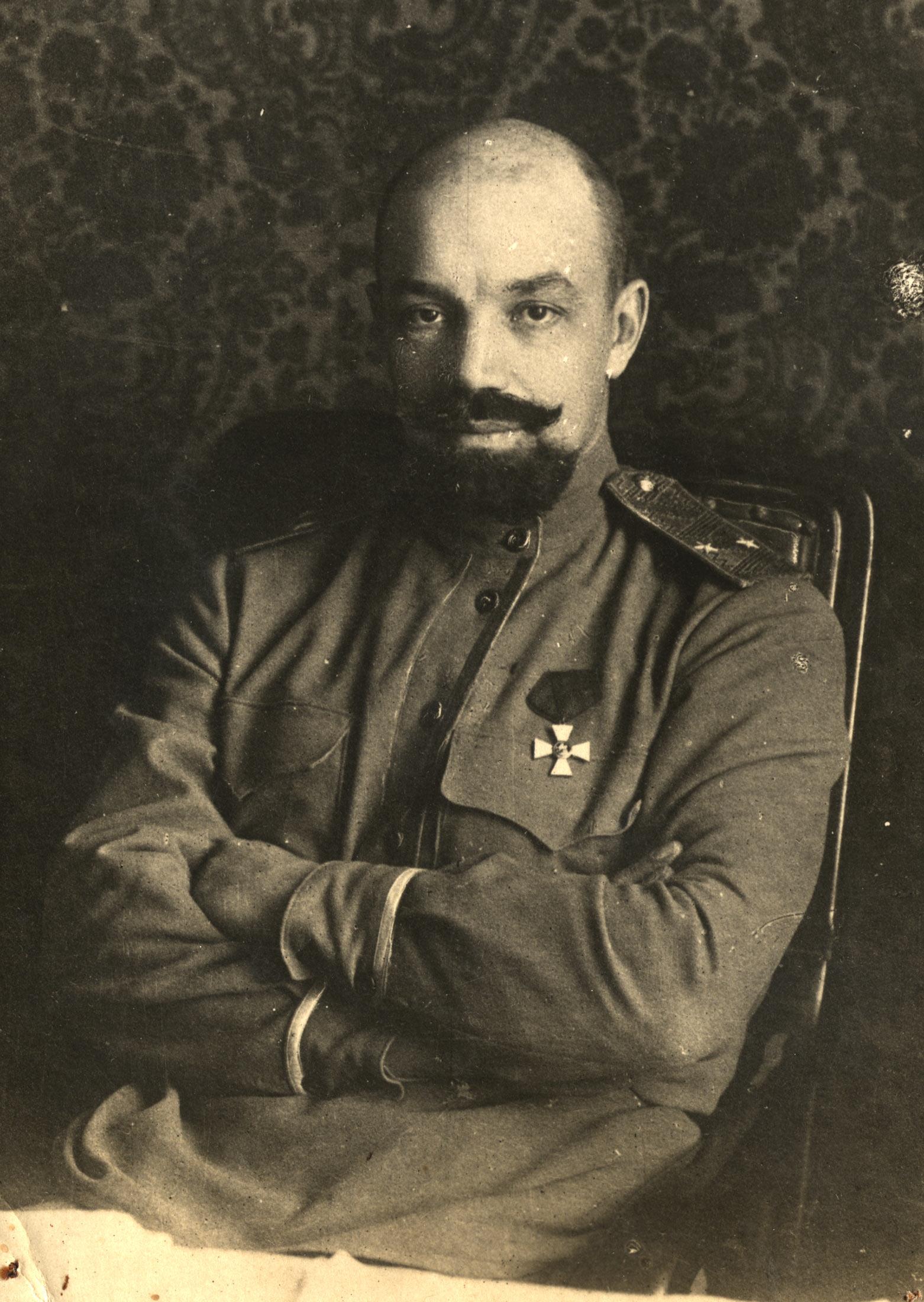 генерал от инфантерии Кутепов Александр Павлович
