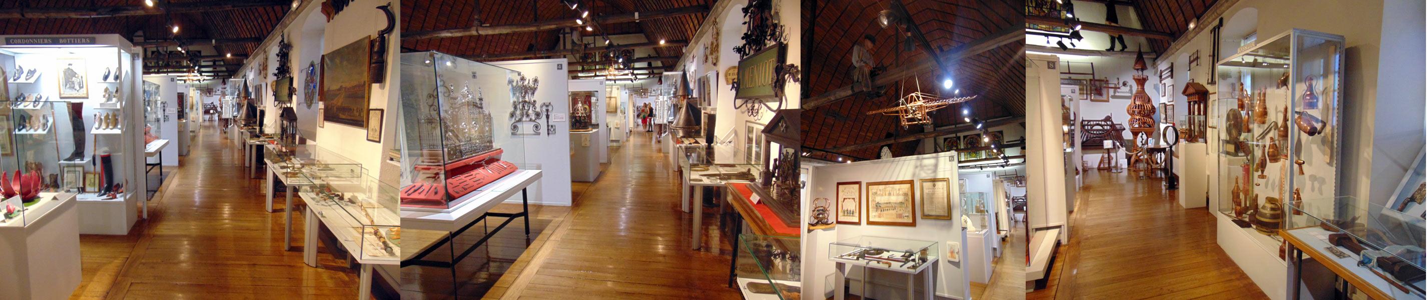 лучшие музеи Франции - музей Компаньонов в Туре